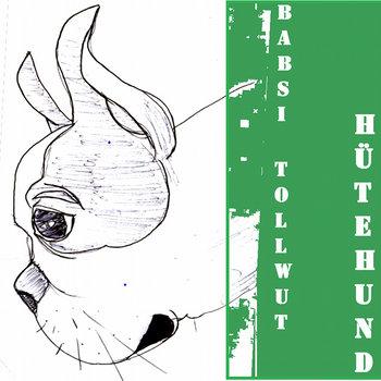 Plattencover Huetehund